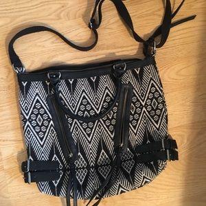 American Eagle Tribal Print Crossbody Bag!!!